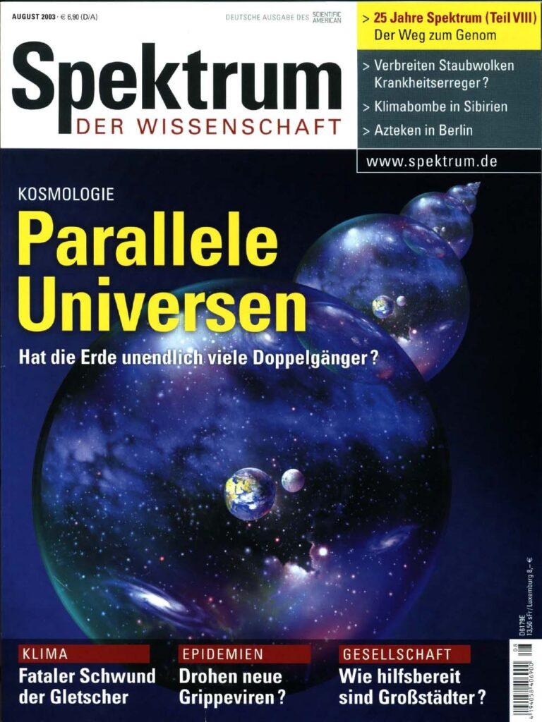 Spektrum der Wissenschaft